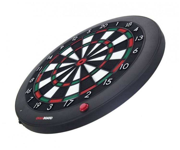 大量供应原装正品Gran Board dash / Granboard 2代 3代 蓝牙飞镖盘 比赛15.5寸软式飞镖靶 联网发光靶盘