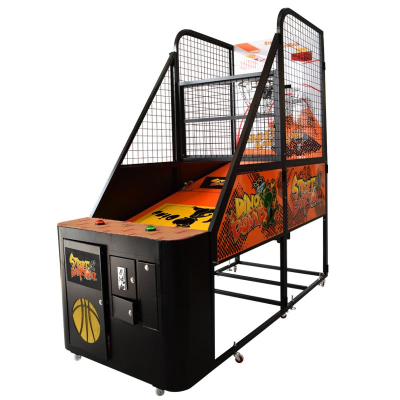 篮球机大型投篮娱乐机电玩动漫游戏机投币游艺机儿童篮球机