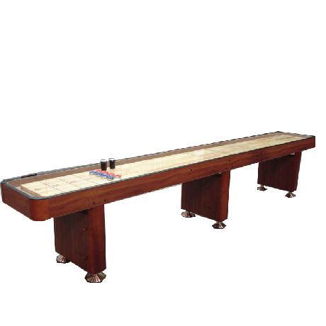 沙狐球台高档沙狐球桌SQ-SH003 投分球台健身器材正品4.8米实木