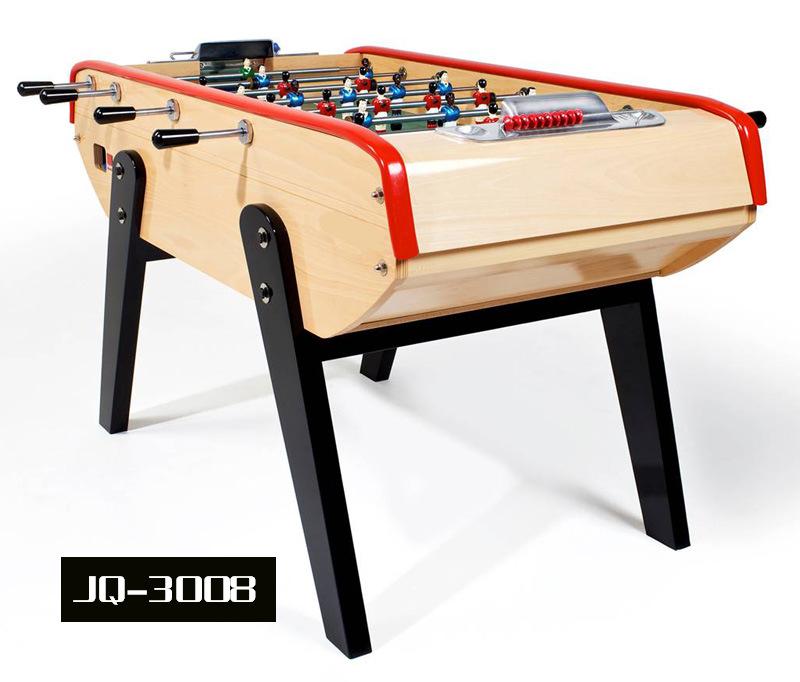 高档家用商用桌式足球机,足球机JQ-3008上海桌上足球桌 足球机,JANSONSPORTS舰强